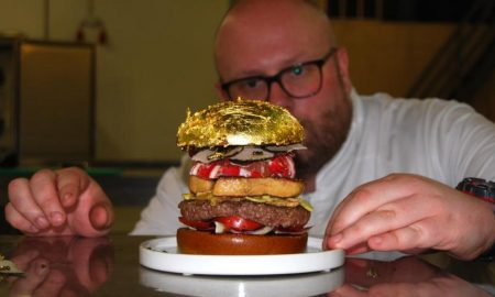 World's Most Expensive Burger