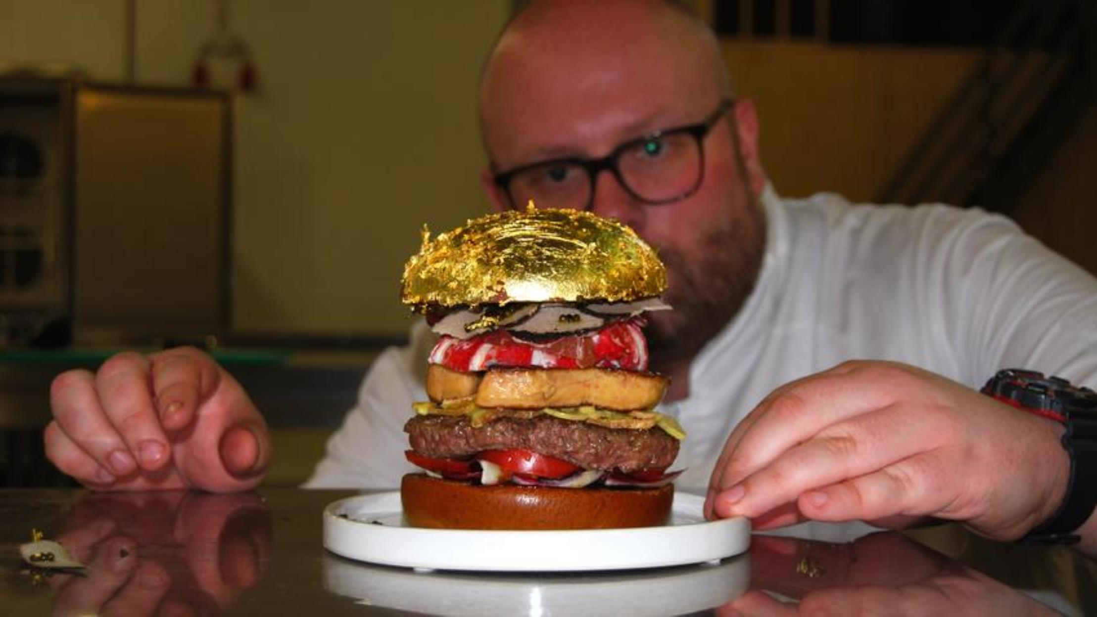 This Is Officially The World S Most Expensive Burger