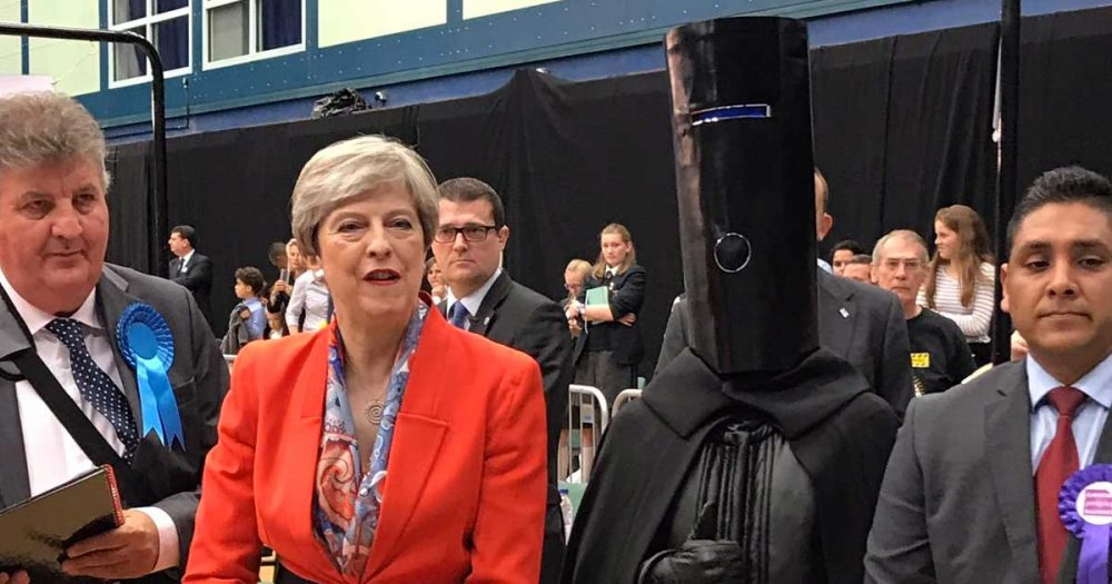 buckethead theresa may