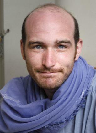 journalist Nicolas Henin