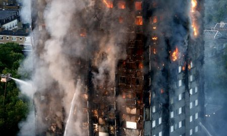 The 'horrendous' blaze struck the 27-storey Grenfell Tower in Latimer Road, White City, in the early hours of Wednesday morning. Several people are being treated for a 'range of injuries' including illness from smoke inhalation. One neighbour said he believed someone had jumped from about 10 to 15 floors to escape the fire. The fire has spread from the second floor to the roof of the enormous 120-flat block, with 200 firefighters struggling to bring it under control.