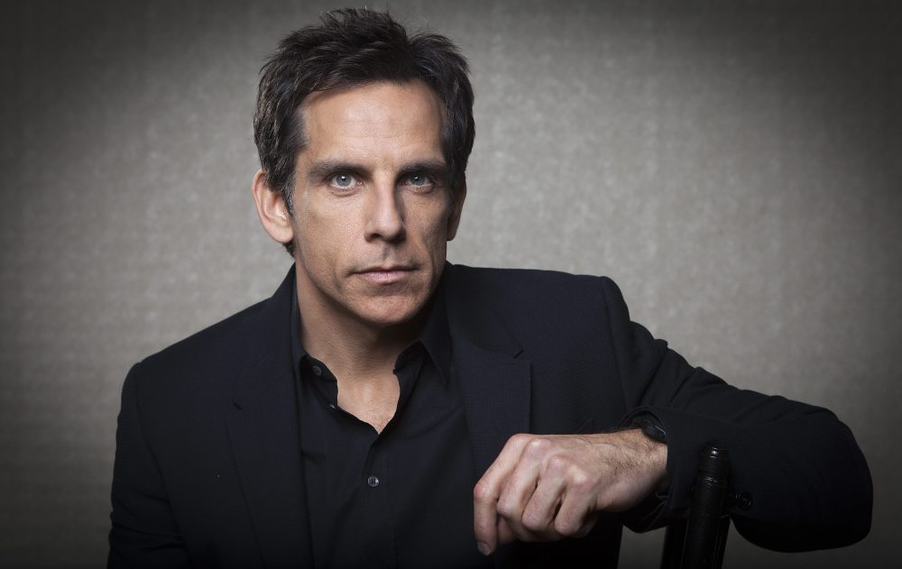 "Actor Ben Stiller poses for a portrait in advance of his movie ""The Secret Life of Walter Mitty"" in New YorkActor Ben Stiller poses for a portrait in advance of his movie ""The Secret Life of Walter Mitty"" in New York"