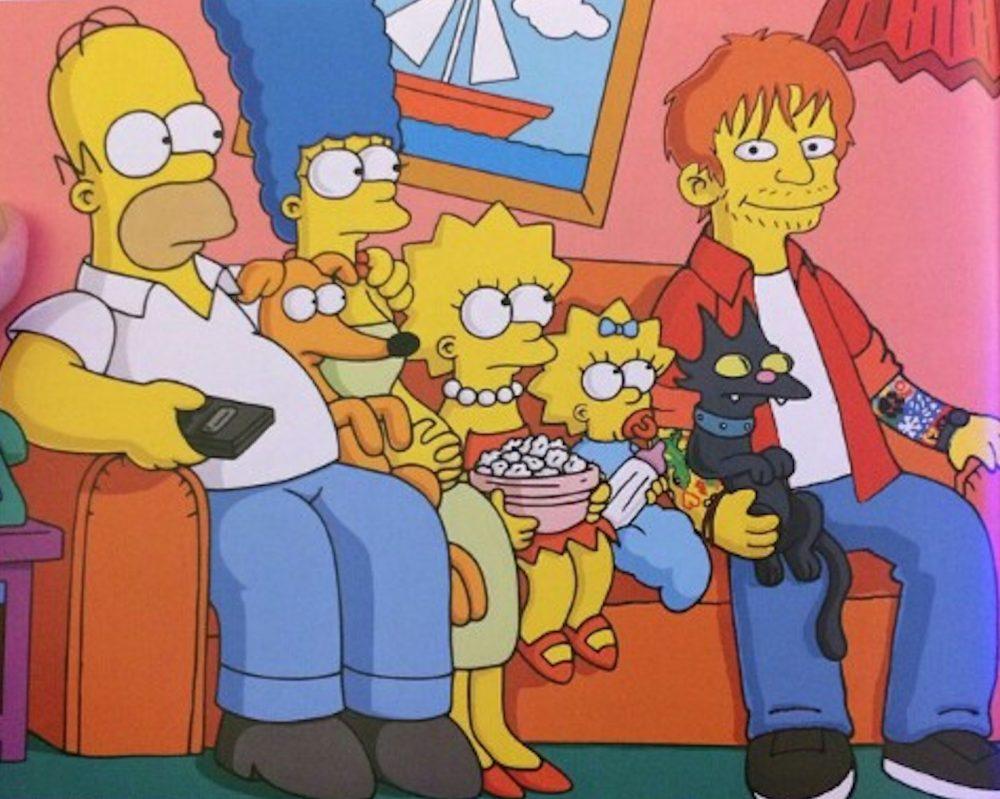 Simpsons james bond casino