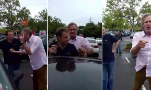Fergus Beeley road rage