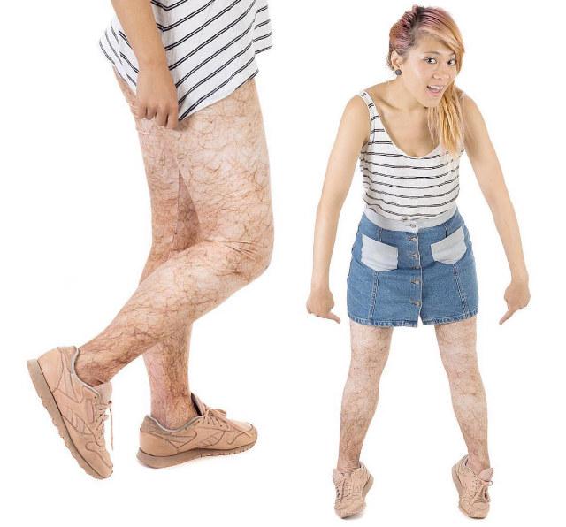 Hairy Legs 2