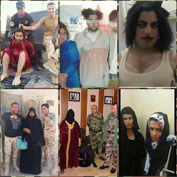 ISIS disguise