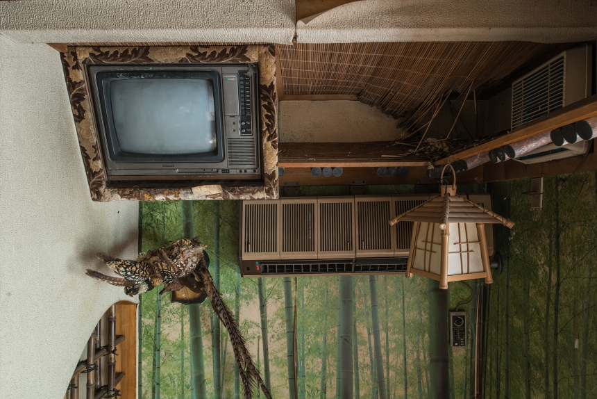 Japan abandoned love hotel 5