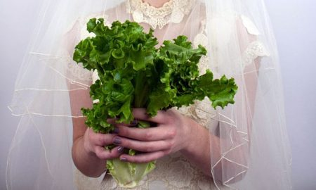 Kale bouquet