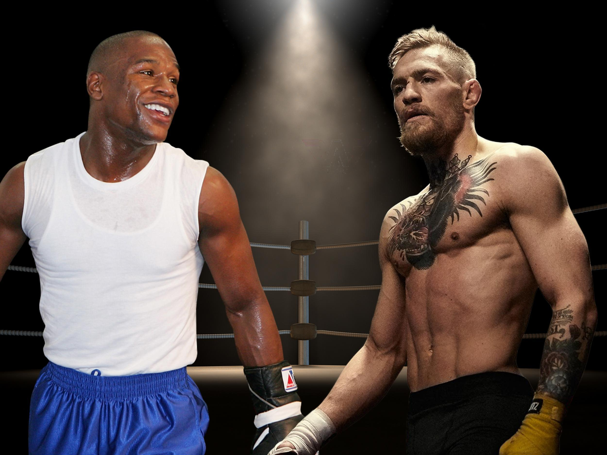 what time is the mcgregor mayweather fight how to watch