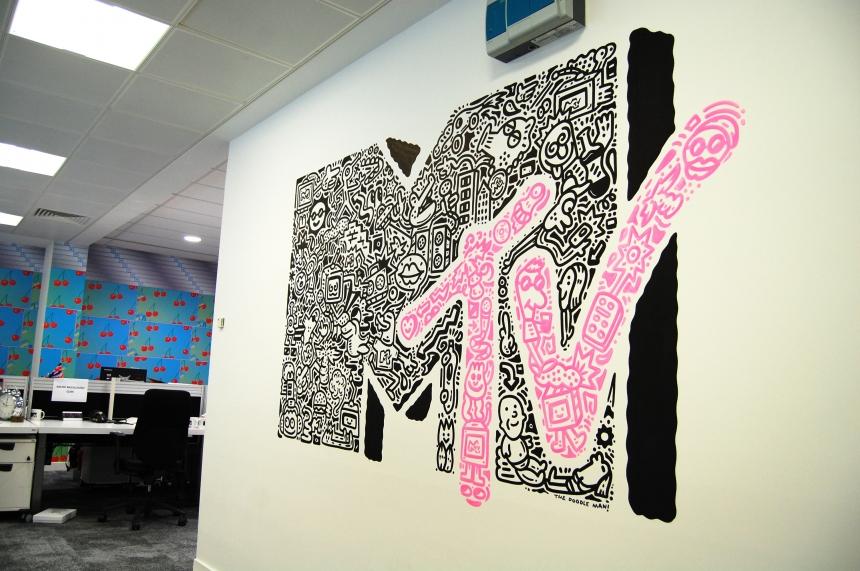 Mr Doodle 6