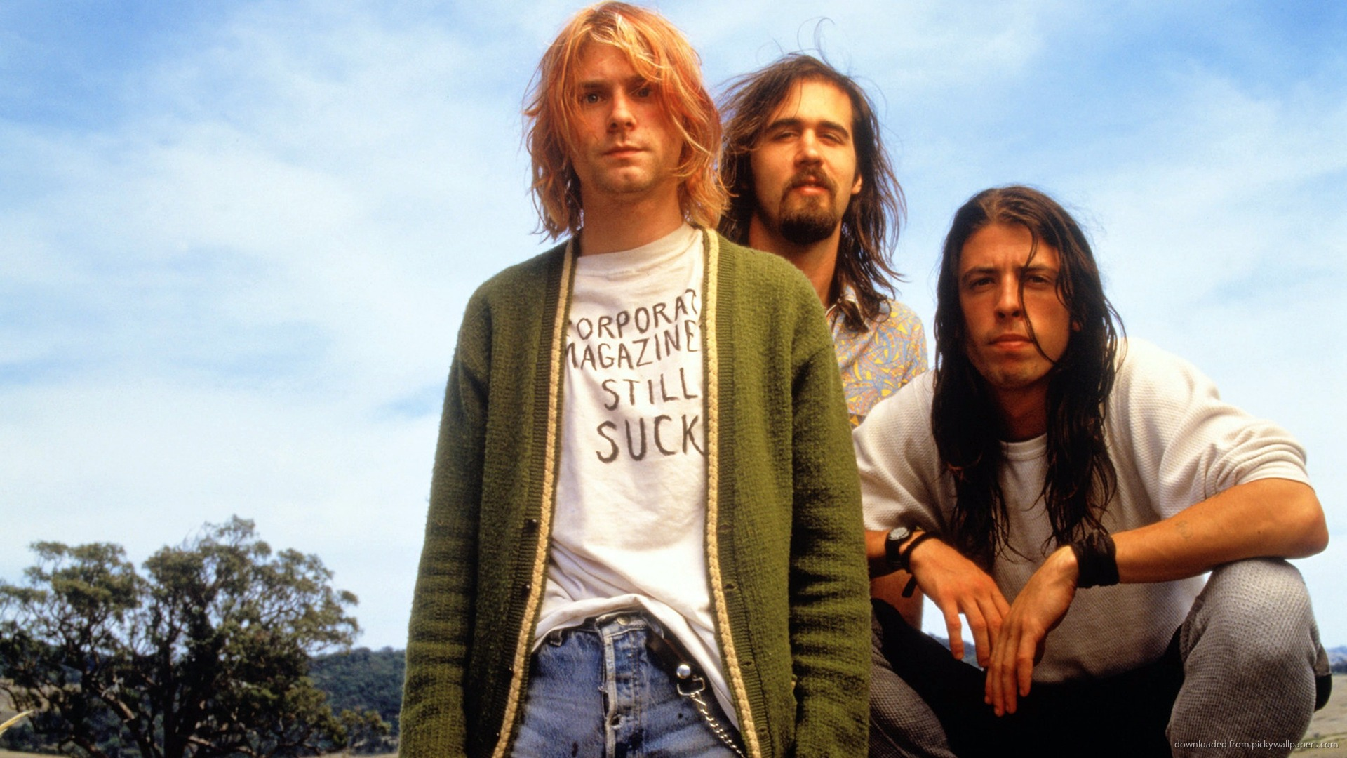 Nirvana Songs Are About To Be Turned Into A 90s Grunge