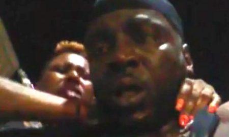 Rapper Stabbed Neck