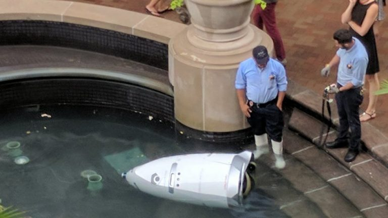 Robot Suicide