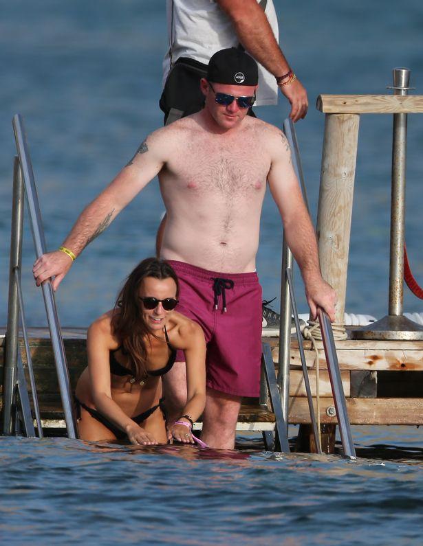 Rooney Ronaldo 3