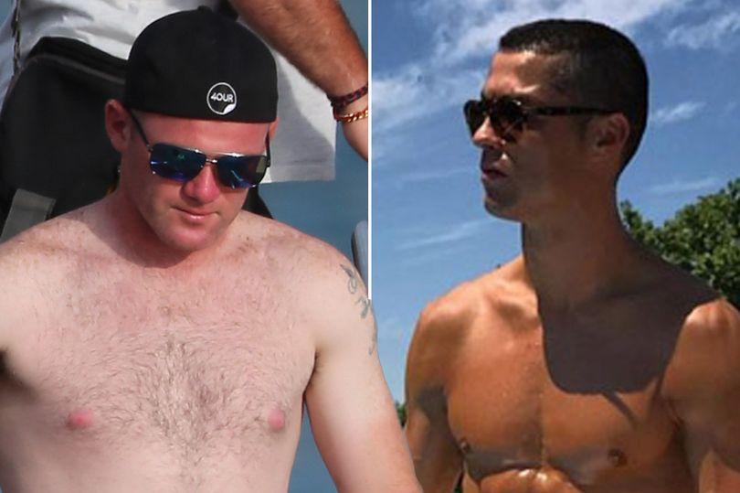 Rooney Ronaldo Featured
