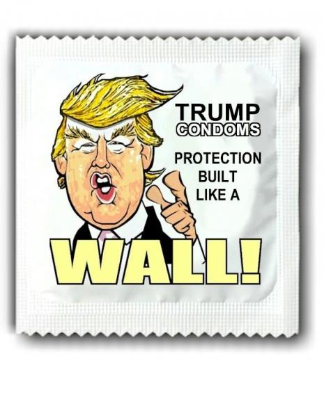 Trump Condom 1