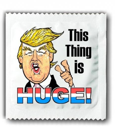 Trump Condom 4