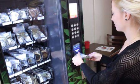 Weed Vending Machine