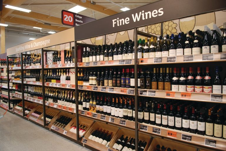 1325091_Sainsbury_s_Leicester_wine_section