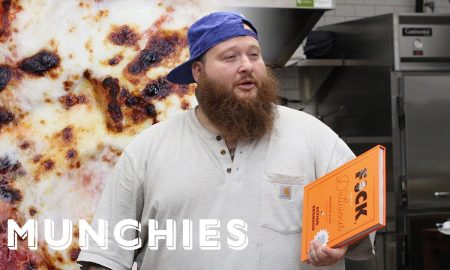 Action Bronson chicken parm