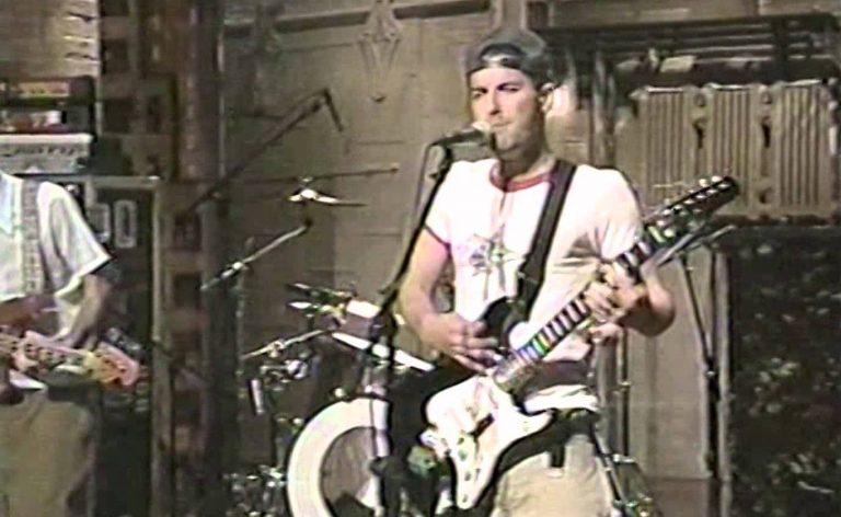 Beastie Boys Letterman 1994