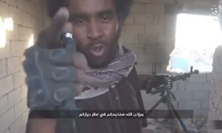 British ISIS Fighter
