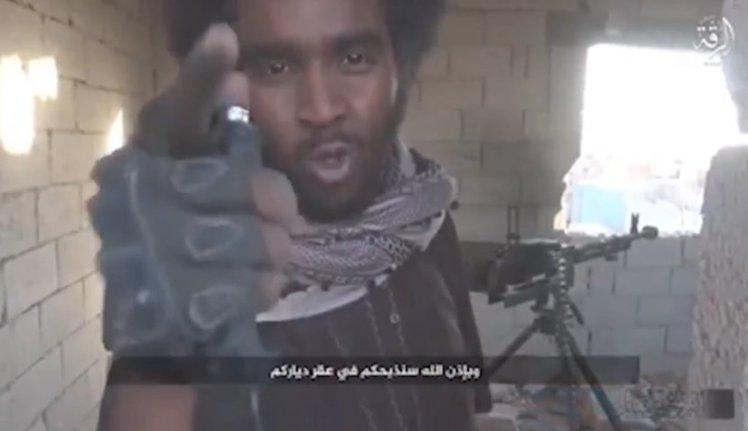 British ISIS Fighter