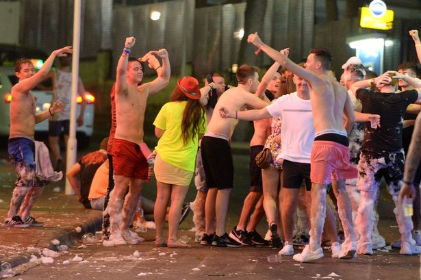 Brits-partying-in-Magaluf
