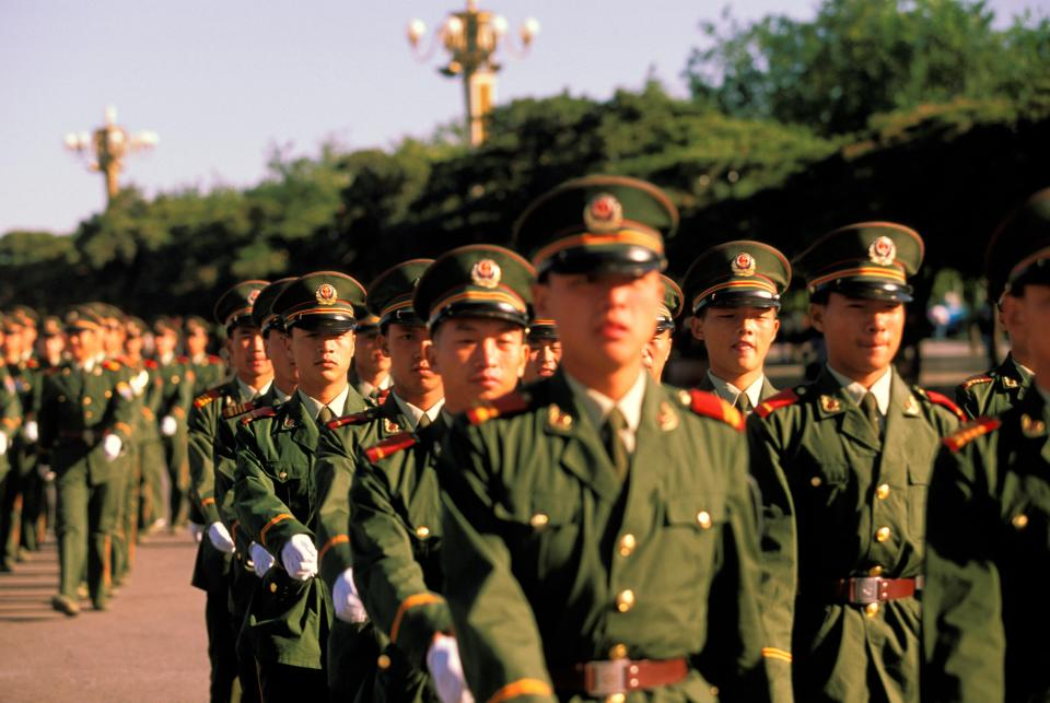 Chinese Army 1