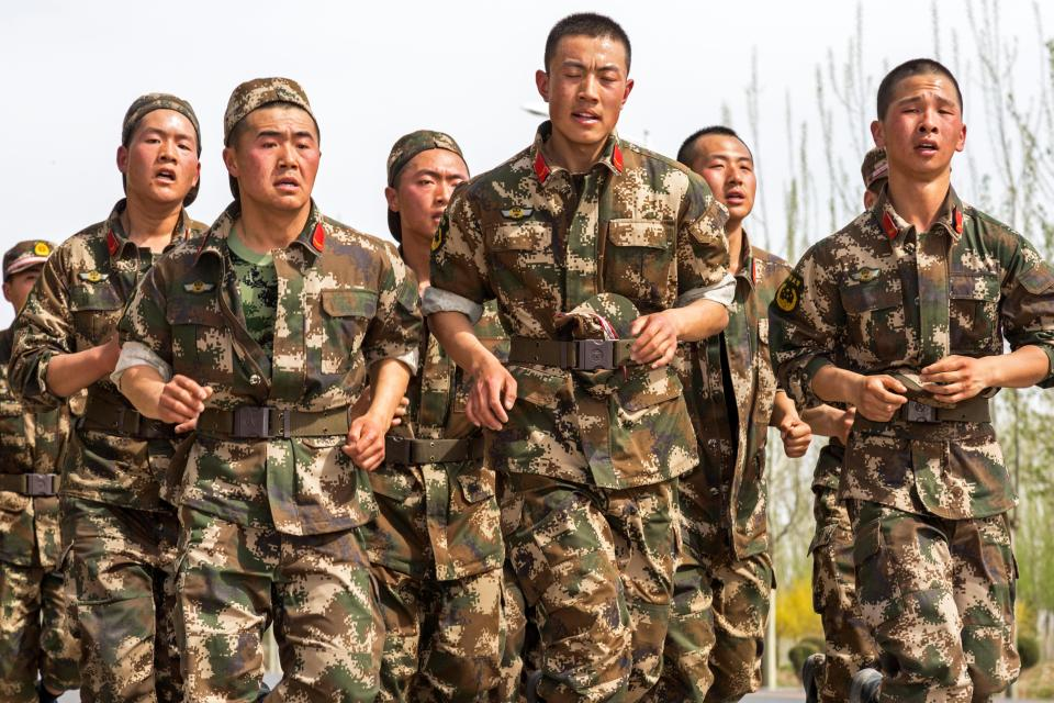 Chinese Army 2