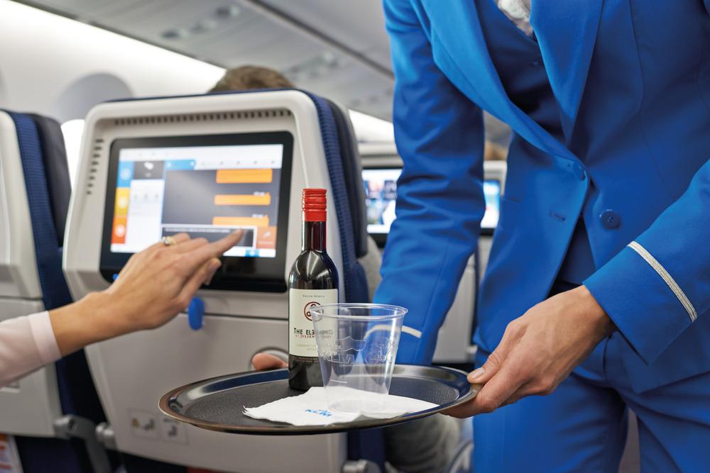 Drink airplane