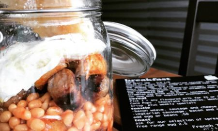 English Breakfast Jar