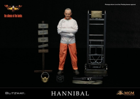 Hannibal Action Figure 10