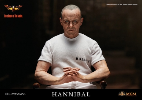 Hannibal Action Figure 6