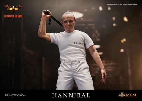 Hannibal Action Figure 7
