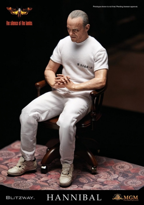 Hannibal Action Figure 8