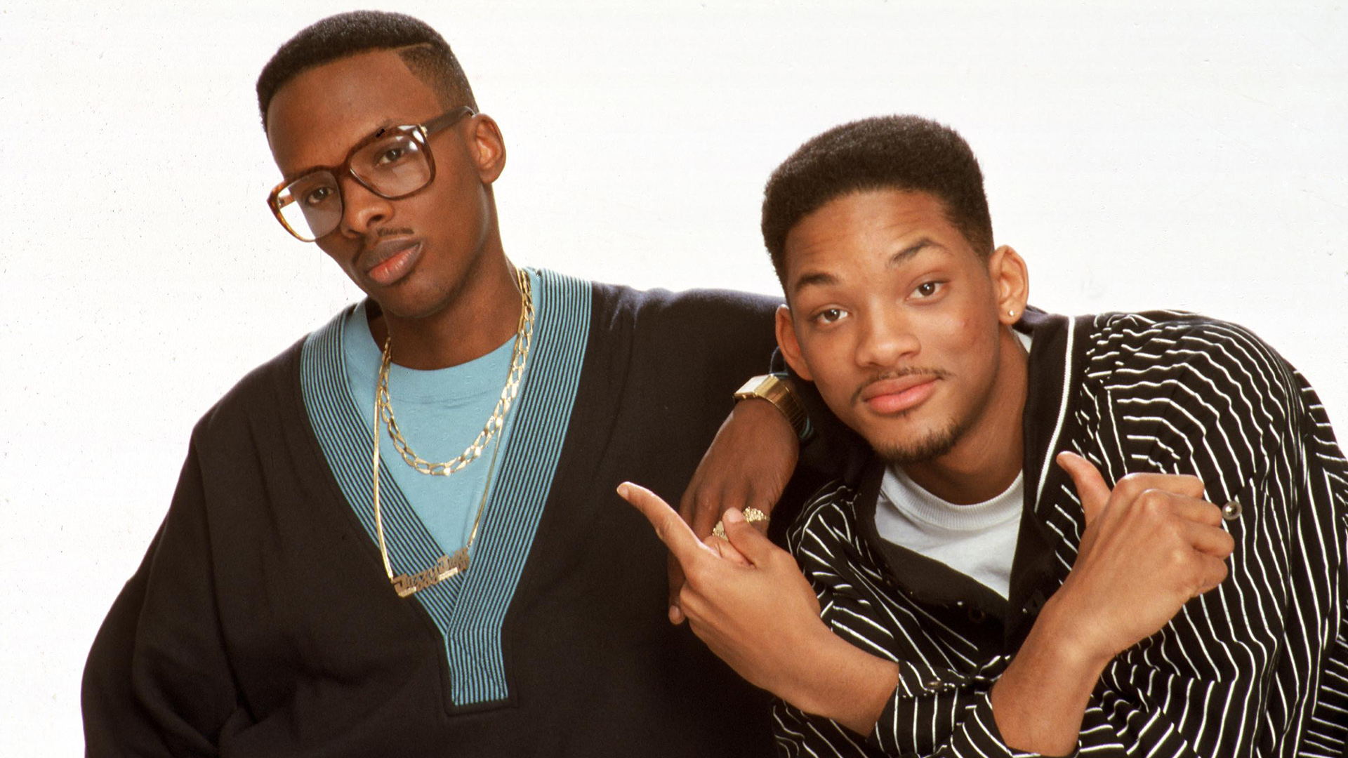 Jazzy Jeff Will Smith