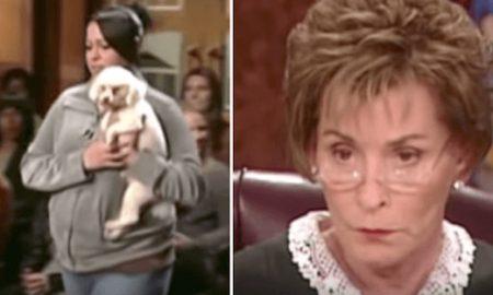 Judge Judy Dog