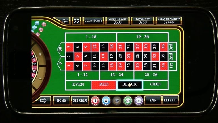 Mobile Casino Games 1