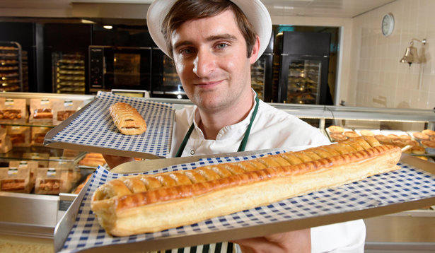 Morrisons sausage roll 2