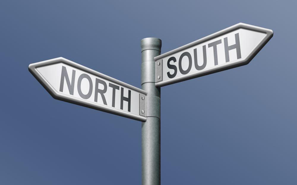 Norht South