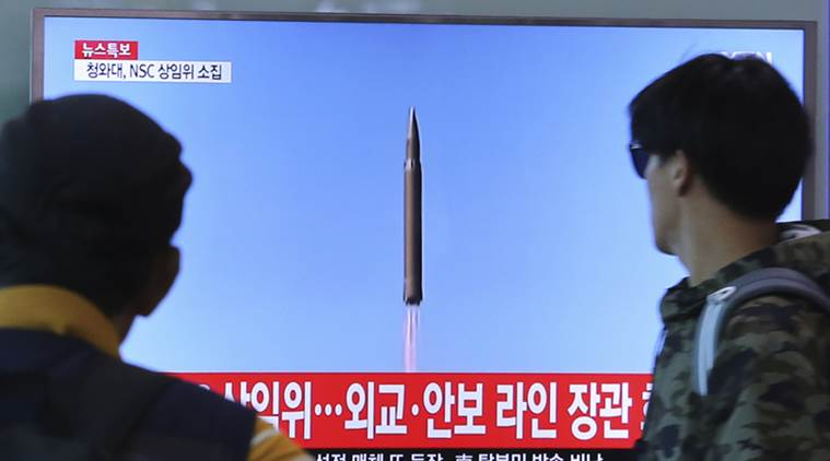South Korea North Korea Missiles