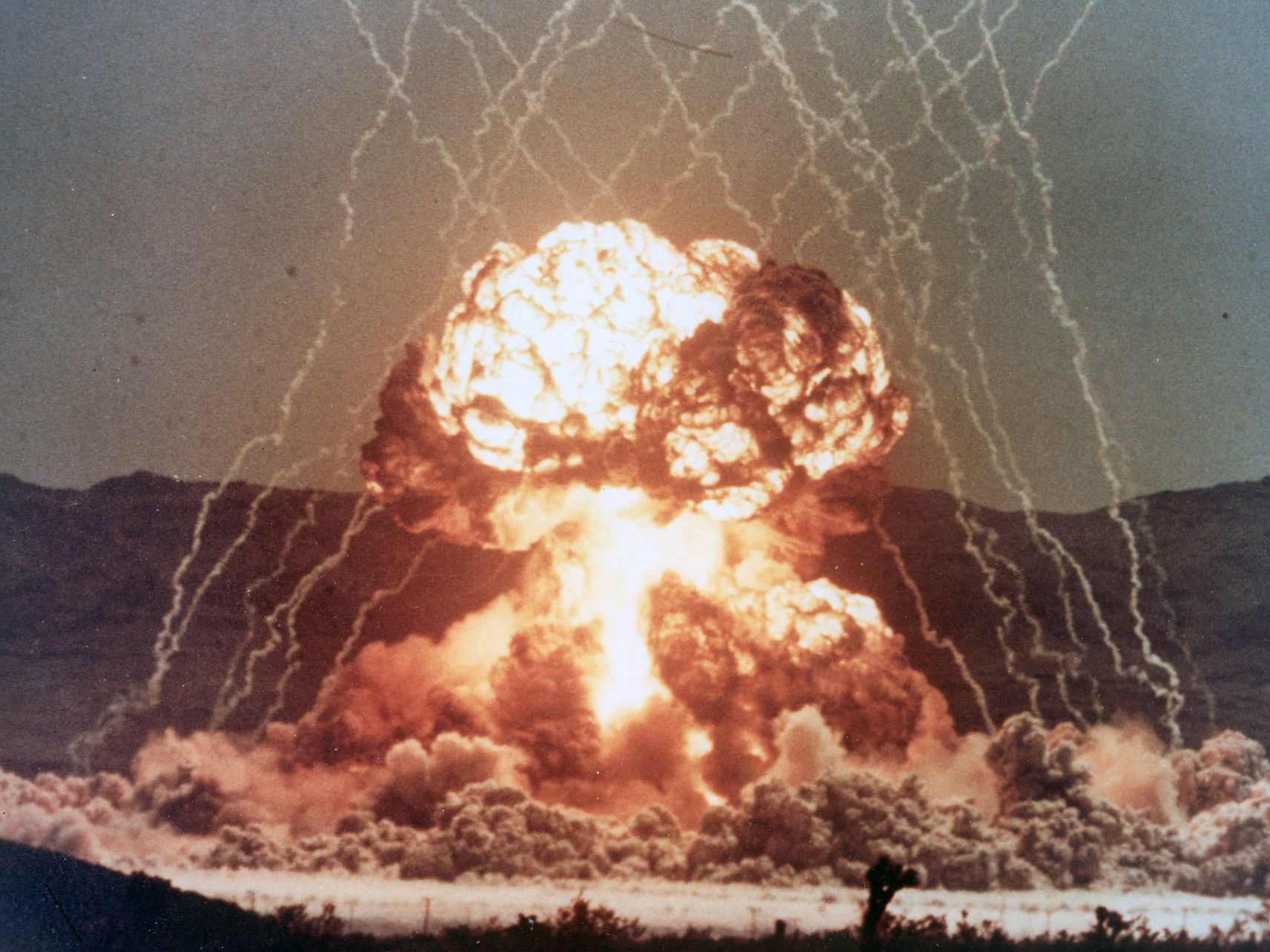 Nuclear bomb 1