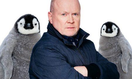 Phil Mitchell penguins