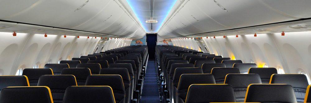 Ryanair flight 1