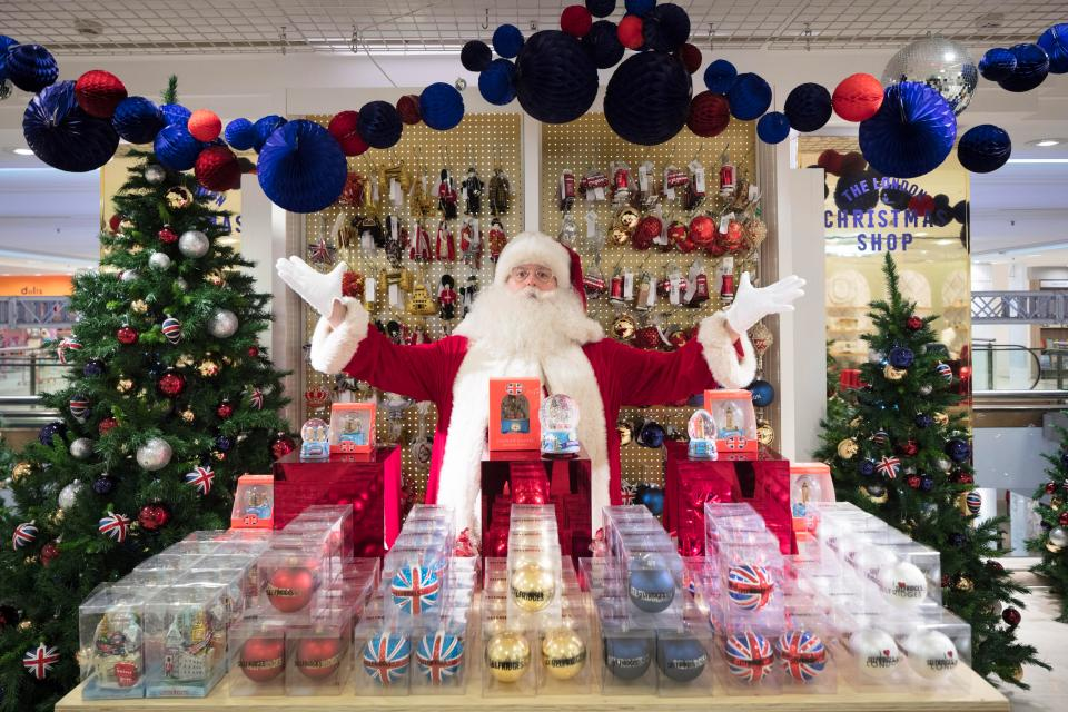 Selfridges Christmas featured