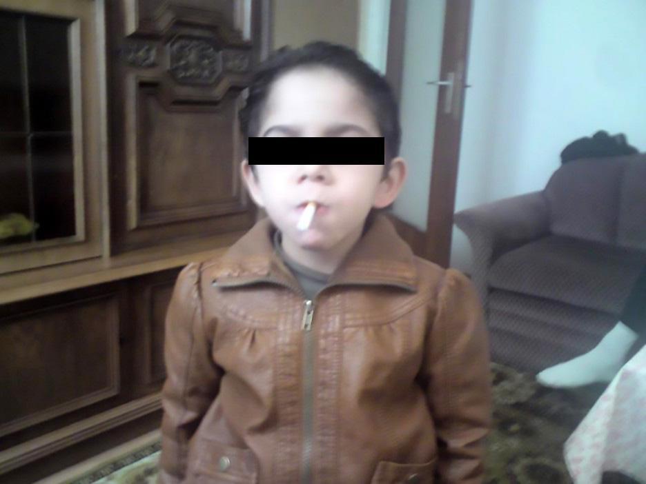 Smoking family 1