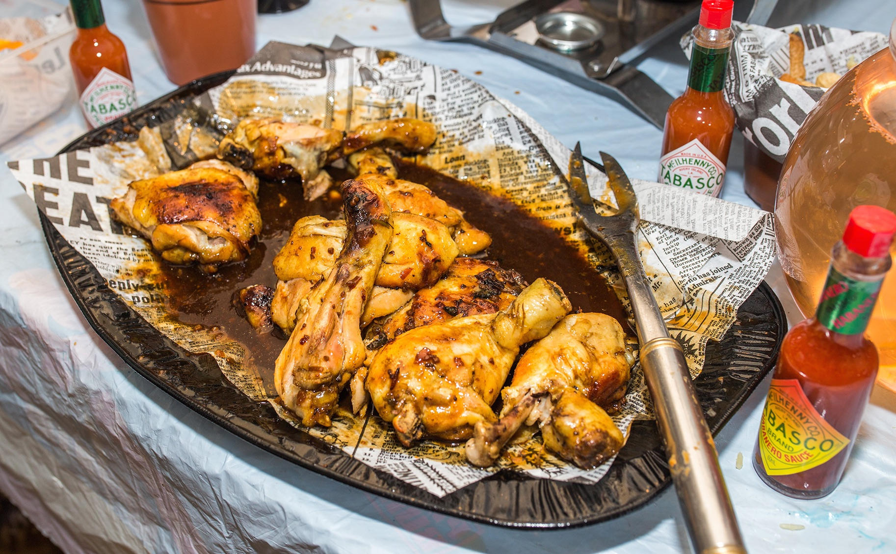 TABASCO Chicken