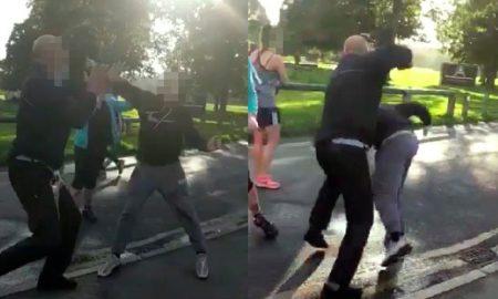 Taxi driver attack