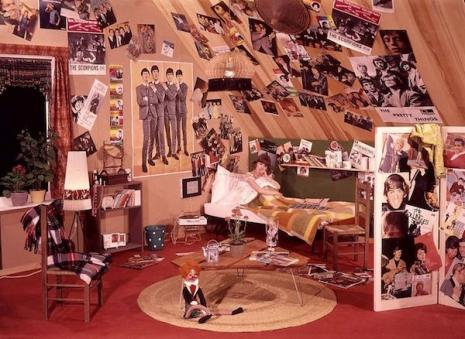 Teenagers Bedroom 1